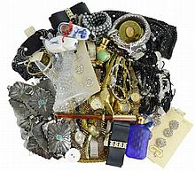 Costume Jewelry Watches, Whiting & Davis Scarf