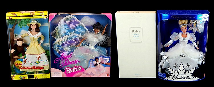 NEW Barbie Doll Lot