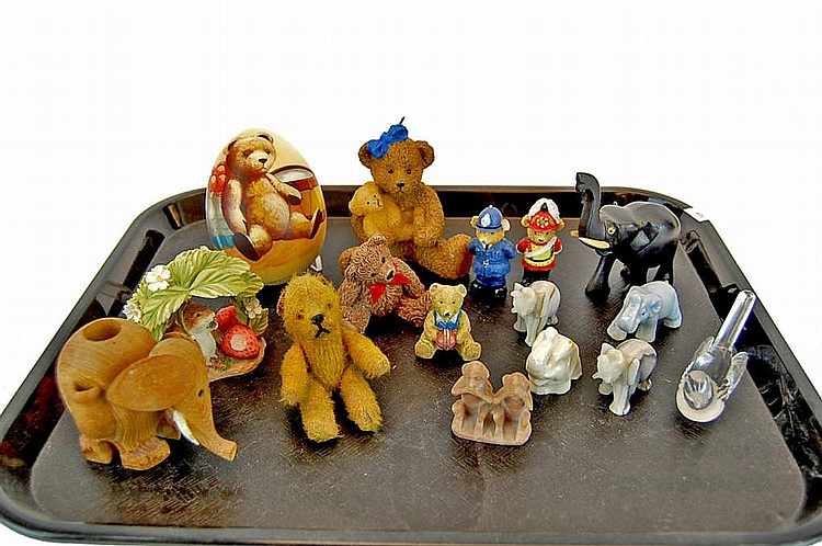 Animal knick-knacks