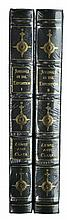 2 Volumes: Lewis & Clark, Easton Press