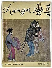 1964 Shuhga, Nagel, Erotic Japanese Print Book