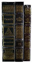 3 Vols, Signed Editions, Easton Press
