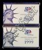 1999 & 2000 US Mint Proof Sets