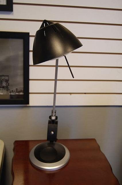 2 Office Depot Halogen Touch Activated Desk Lamp