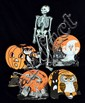 Halloween Decorations - Set of 6