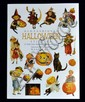 Old-Fashioned Halloween Sticker Book