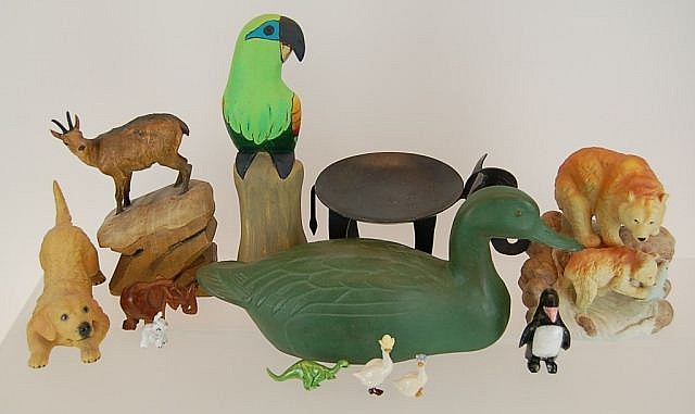 Assorted Animal Lot