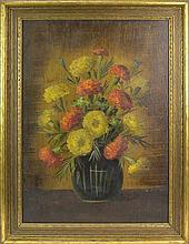 Henry Leon Sanger (1892-1949) Still Life Painting