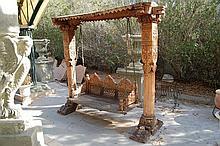 Balinese Outdoor Swing