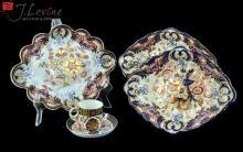 5 Pc. Derby Crown Porcelain Company Ltd Dish Lot