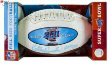 Signed Kellen Winslow Super Bowl XLII Football