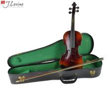 Vintage Copy, Stradivarius Violin w/ Bow & Case