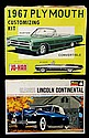 Vintage '67 Plymouth & '41 Continental Model Kits