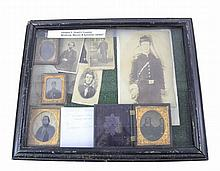 Ulysses S Grant Civil War Relative Photograph Lot