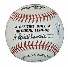Gary Carter  Autographed Baseball Certified
