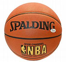 Connie Hawkins Autographed Basketball Certified