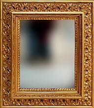 Gilt Framed Mirror #2