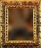Gilt Framed Mirror #1