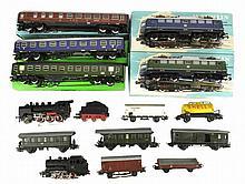 Marklin Train, Cars, Transformers, Steiff Brochure
