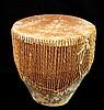 Vintage African Drum Chime Entenga
