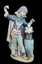 Lladro Porcelain Figure 5892 - Circus Magic