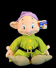 Disney Fisher Price Dopey Dwarf Doll NWT
