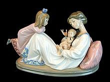 Lladro Porcelain Figure 1606 - Latest Addition