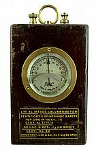 Vintage Galvanometer, M-5305, General Electric Co.