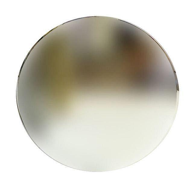Round, wall mirror, 35.5