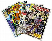 Pull Box Marvel Lot w/Guardians of the Galaxy