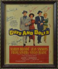 Online Only Entertainment Memorabilia Auction Featuring Frank Sinatra