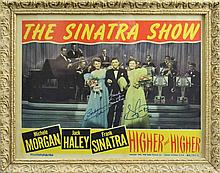 Sinatra, B Hale Signed