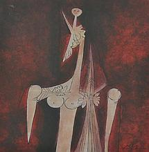 Wifredo Oscar Lam (1902-1982)