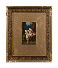 18th to early 19th century European painting on