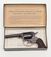 Remington-Rider DA Pocket Conversion revolver,