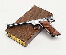 Colt Targetsman semi-automatic pistol, cal. .22