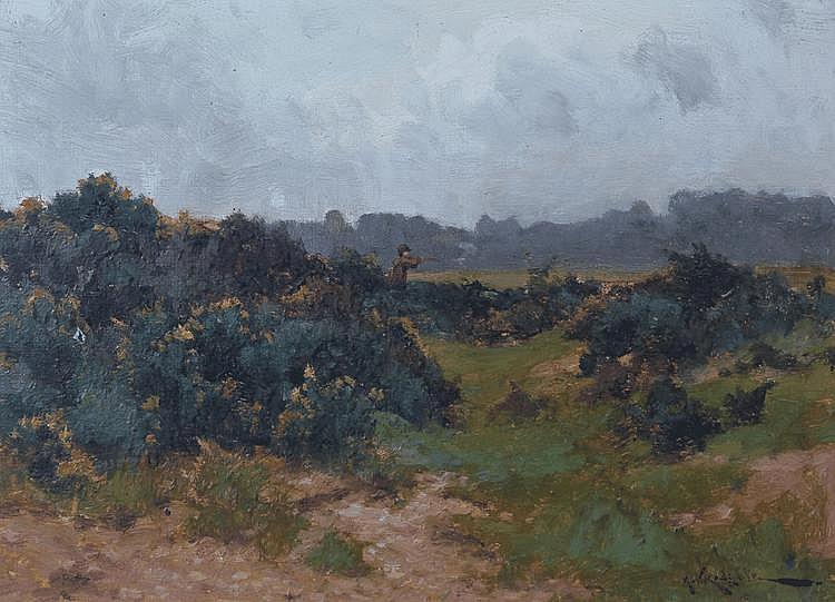 Arthur W Redgate, 1860-1906