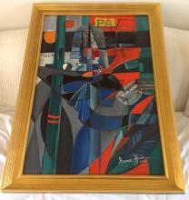 O.O.C. Paint   by Irene Zevon