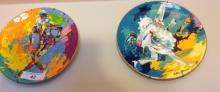 5 Series of Plates by Nieman
