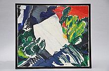 Maurice Wijckaert: h/t 'San Leontino 1988' (66x75)