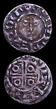 Coins -  Ireland Halfpenny John, Second Coinage S.6204 Group