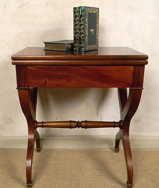 1920's French Game Table