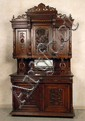 1900's French Henry II Style Buffet