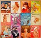 Vintage 1970 Playboy Magazines. - 12 issues