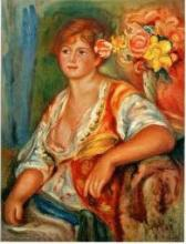 Paul Renoir, Hand Signed Lithograph