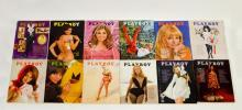 Vintage 1968 Playboy Magazine Collection- Lot Of 1