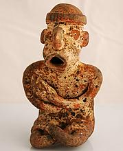 Pre- Columbian Statue Circa 500 BC