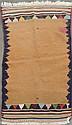 Handmade Vintage Kilim 2' 4