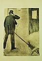 Lmt. Ed. Etching Degas Monotypes Portfolio Page 28