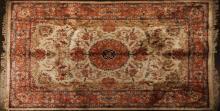 6' x 9' Hand Woven Oriental Tabriz